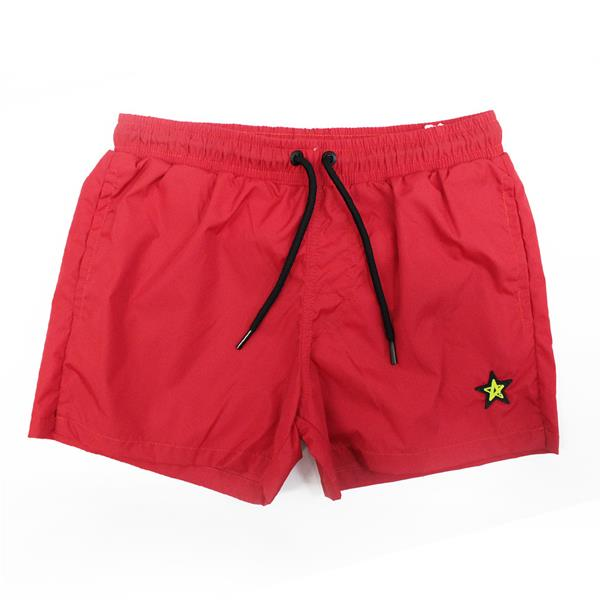 4GIVENESS BOXER JUNIOR - ROSSO - FGB00030-040